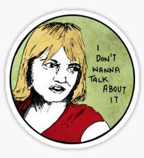 Oh Hai, Lisa Sticker