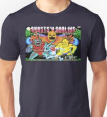 Ghosts 'n Goblins (C64 Title Screen) T-Shirt