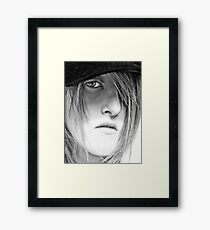 Lara Small Framed Print