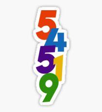 54519 Sticker
