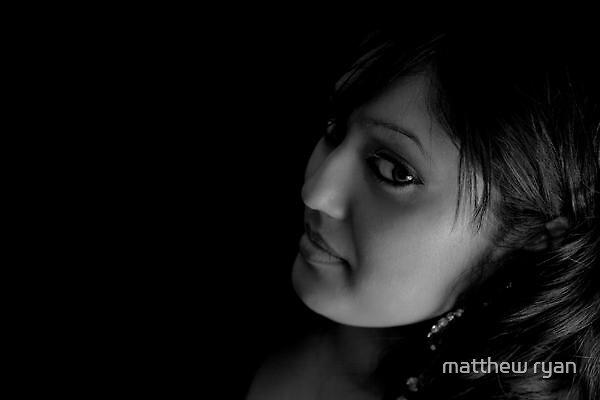 sajeda portrait 3 by matthew ryan