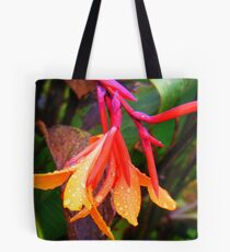 Heliconiaceae (heliconia family) Tote Bag