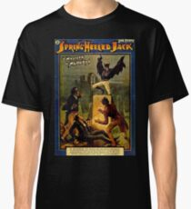 Spring Heeled Jack (Vintage Publication) Classic T-Shirt