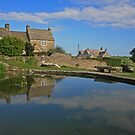The Village Pond by RedHillDigital