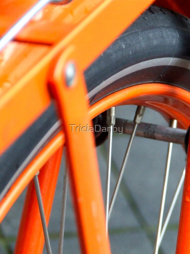 Orange by TriciaDanby