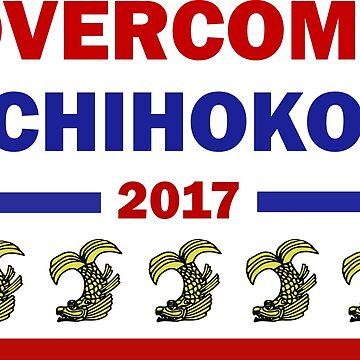 Overcome Chihoko by ColorfulKai