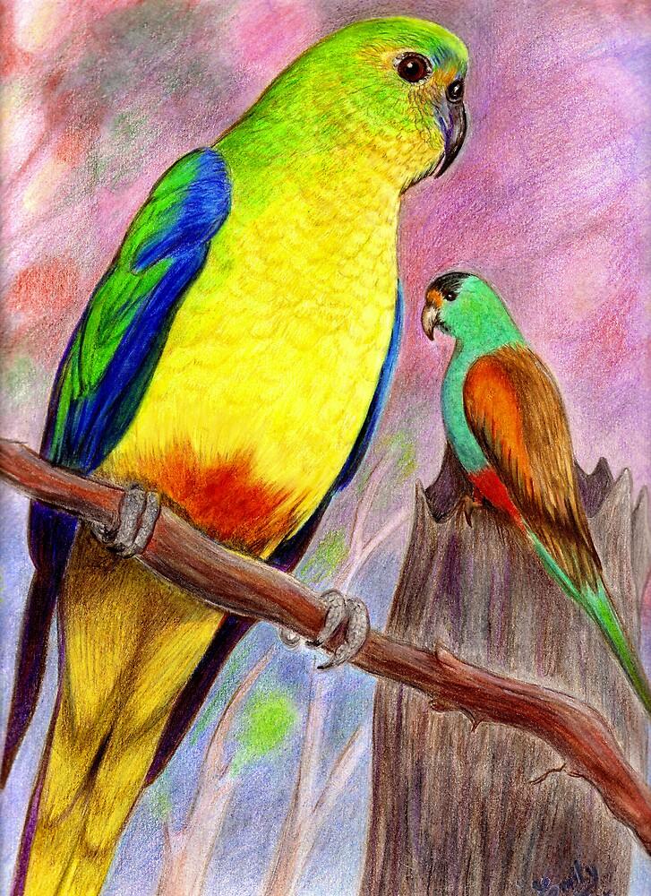 Wildlife Artist. by EmilyWinter