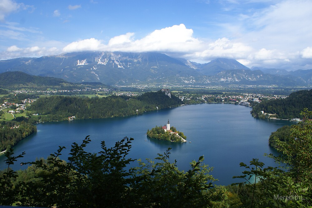 Lake Bled by MeredithL