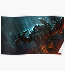 Rengar - The great Poster
