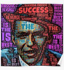 Frank Sinatra (The Best Revenge is a Massive Success) Poster
