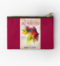 Nevertheless, She Persisted Studio Pouch