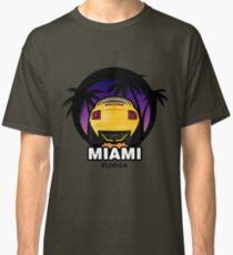 Miami muscle car Classic T-Shirt
