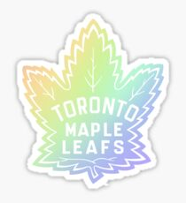 Toronto Maple Leafs Pride Sticker