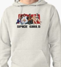SPICE UP YOUR COUCH Pullover Hoodie