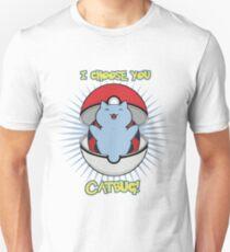 I Choose You, Catbug T-Shirt