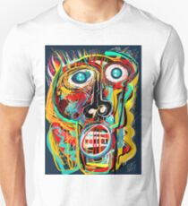 The Scream Street Art Graffiti Unisex T-Shirt