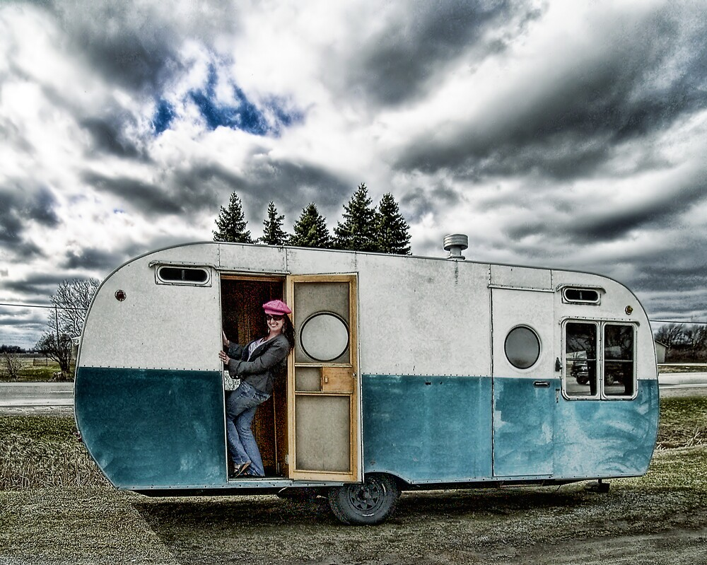 Queen Of The Trailer Park by Terry Doyle