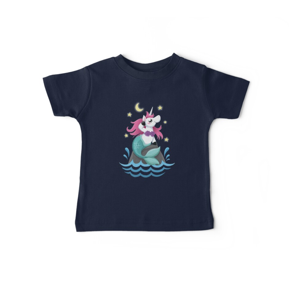 Unicorn Mermaid by Taylor Smith