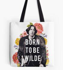 geboren, um wild zu sein Tote Bag