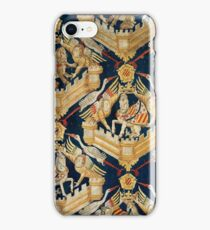 Medieval Armorial Tapestry  iPhone Case/Skin