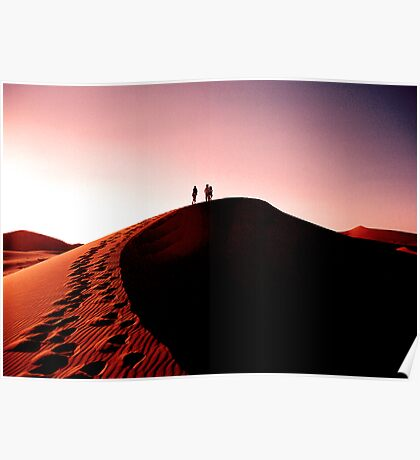 Sahara Nights Poster