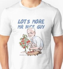 Lots More Mr Nice Guy Unisex T-Shirt