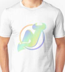 New Jersey Devils Pride Unisex T-Shirt