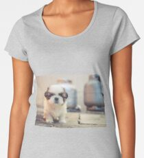Furball Puppy Women's Premium T-Shirt