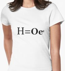 Hoe Women's Fitted T-Shirt