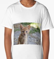 Cute little animal Long T-Shirt