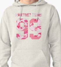 Martinez Twins - Pink Camo Pullover Hoodie