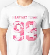 Martinez Twins - Pink Camo T-Shirt