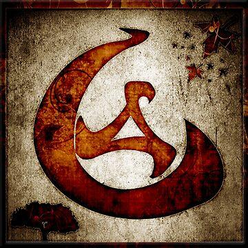 Burned Understanding Rune by AjDreamCraft