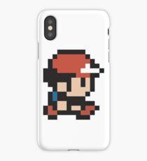 Ash Ketchum - Pokemon - Pixel iPhone Case/Skin