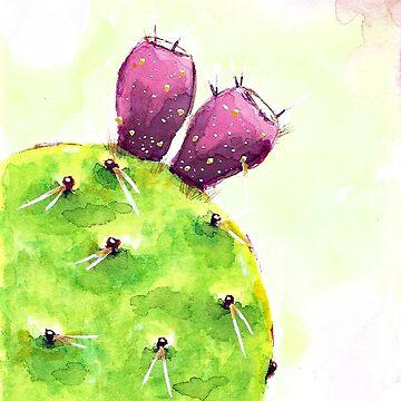 cactus by PaolaJ