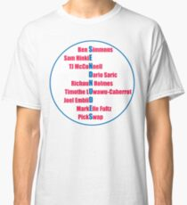 TTP (With Secret Message) Classic T-Shirt