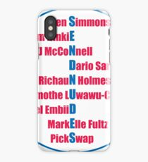 TTP (With Secret Message) iPhone Case/Skin