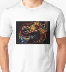 Alien Cat Scan DPPA140915a T-Shirt
