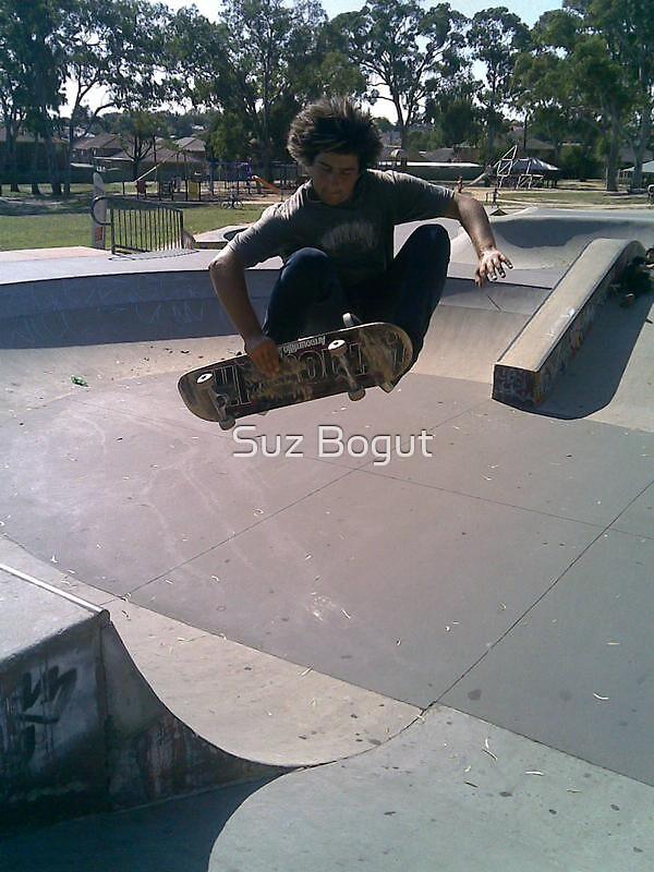 At Narre Skate Park by Suz Bogut