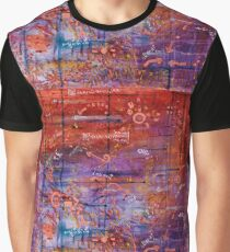 Vector Field Graphic T-Shirt