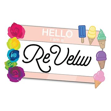 Hello I am a ReVeluv (Red Velvet Fan) by mykl55