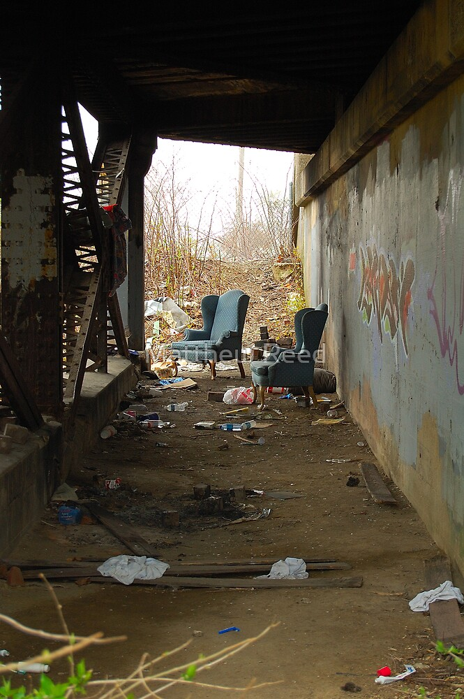 Welcome...please do come in and pull up a chair.. by Matthew Reed
