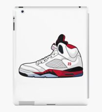 Basketball shoe! iPad Case/Skin