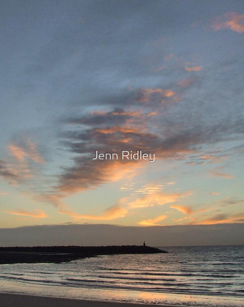 Ocean Dawn by Jenn Ridley
