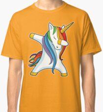 Unicorn Dabbing - Dab Dance Tshirt Classic T-Shirt