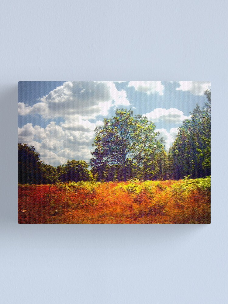Alternate view of Autumnal Visions I Canvas Print