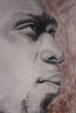 Self Portrait by William  Thomas