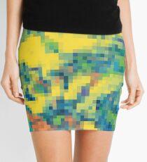 colorful image Mini Skirt