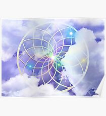 Anishinabek DreamCatcher Poster