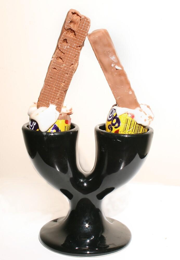 Mmmmm chocolate by Carlamarriott